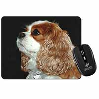 Blenheim King Charles Spaniel Computer Mouse Mat Birthday Gift Idea