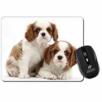Blenheim King Charles Spaniels Computer Mouse Mat Birthday Gift Idea