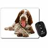 Italian Spinone Dog Computer Mouse Mat Christmas Gift Idea
