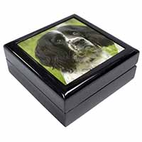 Springer Spaniel Dogs Keepsake/Jewel Box Birthday Gift Idea
