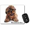 Shih-Tzu Dog-Love Computer Mouse Mat Christmas Gift Idea