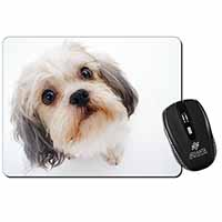 Cute Shih-Tzu Dog Computer Mouse Mat Birthday Gift Idea