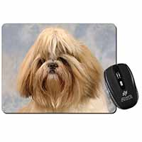 Shih Tzu Dog Computer Mouse Mat Birthday Gift Idea