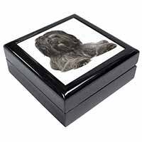 Tibetan Terrier Dog Keepsake/Jewel Box Birthday Gift Idea