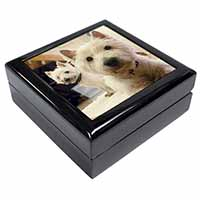 West Highland Terrier Dogs Keepsake/Jewellery Box Christmas Gift