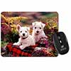 West Highland Terriers Computer Mouse Mat Christmas Gift Idea