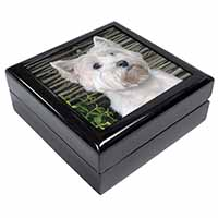 West Highland Terrier Dog Keepsake/Jewellery Box Christmas Gift