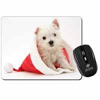 West Highland Terrier Dog Computer Mouse Mat Birthday Gift Idea