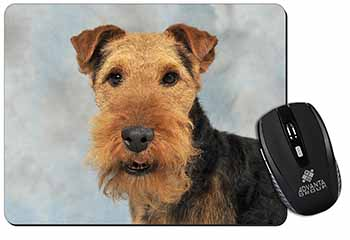 Welsh Terrier Dog Computer Mouse Mat Birthday Gift Idea