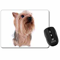 Yorkshire Terrier Computer Mouse Mat Birthday Gift Idea