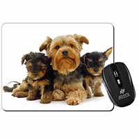 Yorkshire Terrier Dogs Computer Mouse Mat Birthday Gift Idea