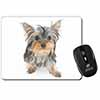Yorkshire Terrier Dog Computer Mouse Mat Christmas Gift Idea