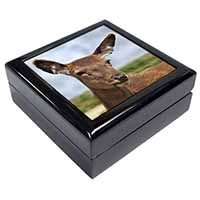 A Pretty Red Deer Keepsake/Jewellery Box Birthday Gift Idea