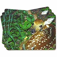 Baby Bambi Deer Picture Placemats in Gift Box