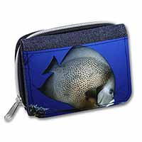 Funky Fish Girls/Ladies Denim Purse Wallet Christmas Gift Idea