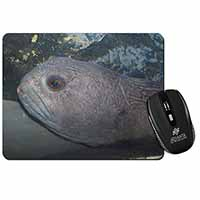 Ugly Fish Computer Mouse Mat Christmas Gift Idea