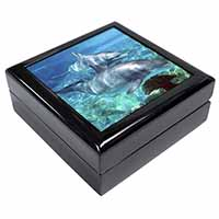 Dolphins Keepsake/Jewel Box Birthday Gift Idea