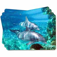 Dolphins Picture Placemats in Gift Box