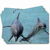 Jumping Dolphins Picture Placemats in Gift Box