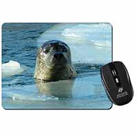 Sea Lion in Ice Water Computer Mouse Mat Birthday Gift Idea