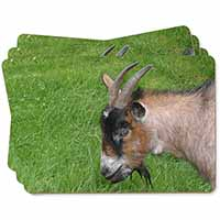 Cheeky Goat Picture Placemats in Gift Box