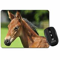 Pretty Foal Horse Computer Mouse Mat Christmas Gift Idea