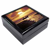 Sunset Horse Riding Keepsake/Jewellery Box Christmas Gift