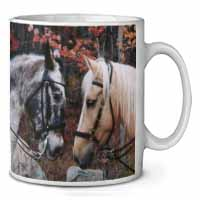 Horses in Love Animal Coffee/Tea Mug Gift Idea