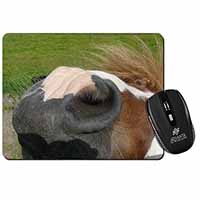 Cheeky Shetland Pony Computer Mouse Mat Birthday Gift Idea