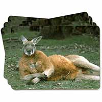 Cheeky Kangaroo Picture Placemats in Gift Box