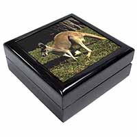 Kangaroo Keepsake/Jewel Box Birthday Gift Idea