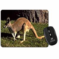 Kangaroo Computer Mouse Mat Birthday Gift Idea