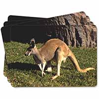 Kangaroo Picture Placemats in Gift Box