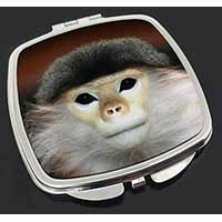 Cheeky Monkey Make-Up Compact Mirror Stocking Filler Gift