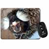 Marmoset Monkey Computer Mouse Mat Christmas Gift Idea