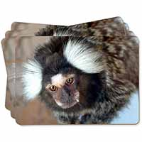 Marmoset Monkey Picture Placemats in Gift Box