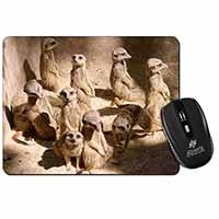 Meerkats Computer Mouse Mat Birthday Gift Idea