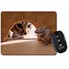 Cat and Mouse Computer Mouse Mat Christmas Gift Idea