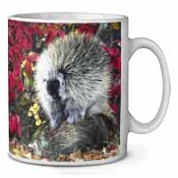 Porcupine Wildlife Print Coffee/Tea Mug Gift Idea