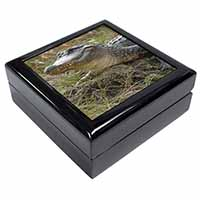 Crocodile Print Keepsake/Jewel Box Birthday Gift Idea