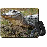 Crocodile Print Computer Mouse Mat Birthday Gift Idea