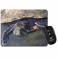 Terrapin Intrigued by Camera Computer Mouse Mat Birthday Gift Idea