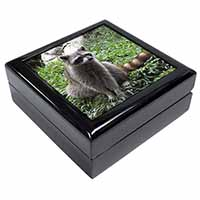 Racoon Lemur Keepsake/Jewellery Box Christmas Gift