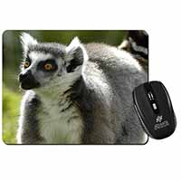 Ringtail Lemur Computer Mouse Mat Birthday Gift Idea