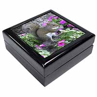 Squirrel by Flowers Keepsake/Jewellery Box Birthday Gift Idea