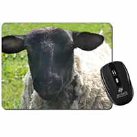 Black Face Sheep Computer Mouse Mat Birthday Gift Idea