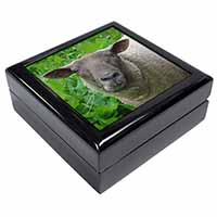 Cute Sheeps Face Keepsake/Jewellery Box Birthday Gift Idea