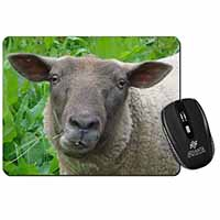 Cute Sheeps Face Computer Mouse Mat Birthday Gift Idea
