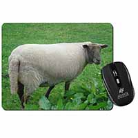 Sheep in Field Computer Mouse Mat Birthday Gift Idea