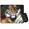 Bengal Tiger in Sunshade Computer Mouse Mat Christmas Gift Idea